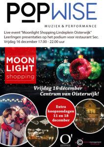 Popwise @ Moonlightshopping Oisterwijk